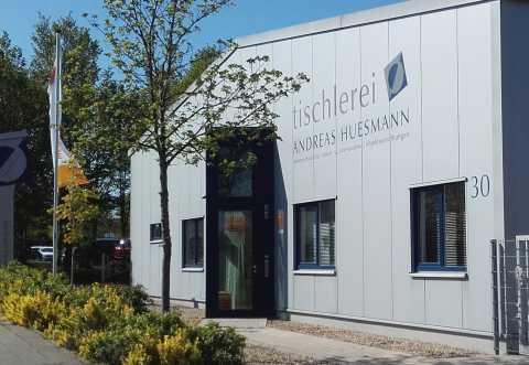Tischlerei Andreas Huesmann Ahlen Gebäude